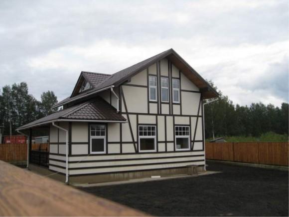 Каркасный дом КР-32