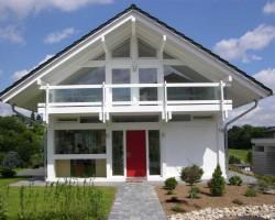 Каркасный дом КР-003