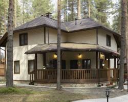 Каркасный дом КР-36