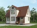Каркасный дом КР-26
