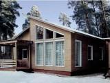 Каркасный дом КР-1